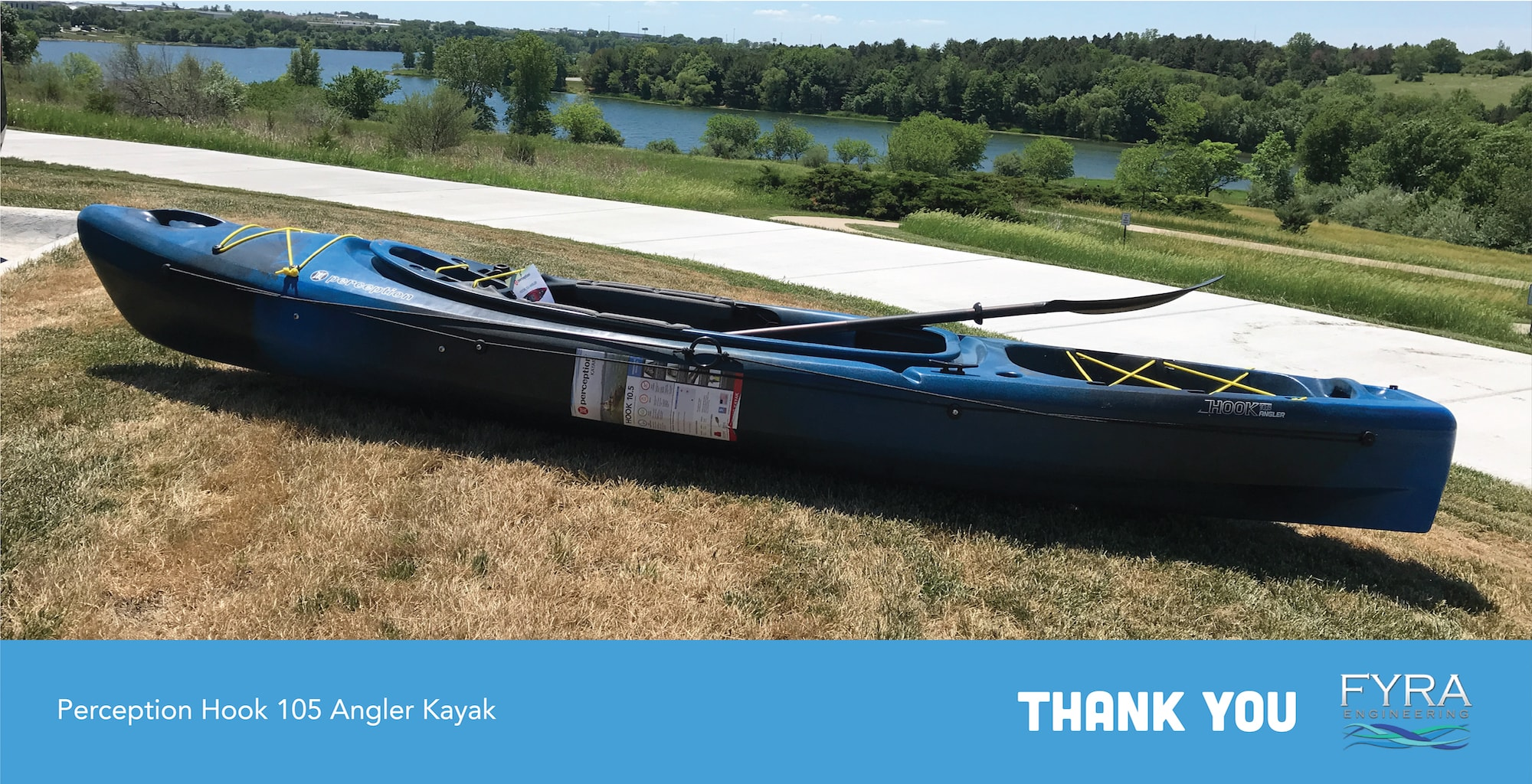 Kayak from FYRA